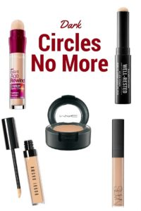 Dark Circles No More!